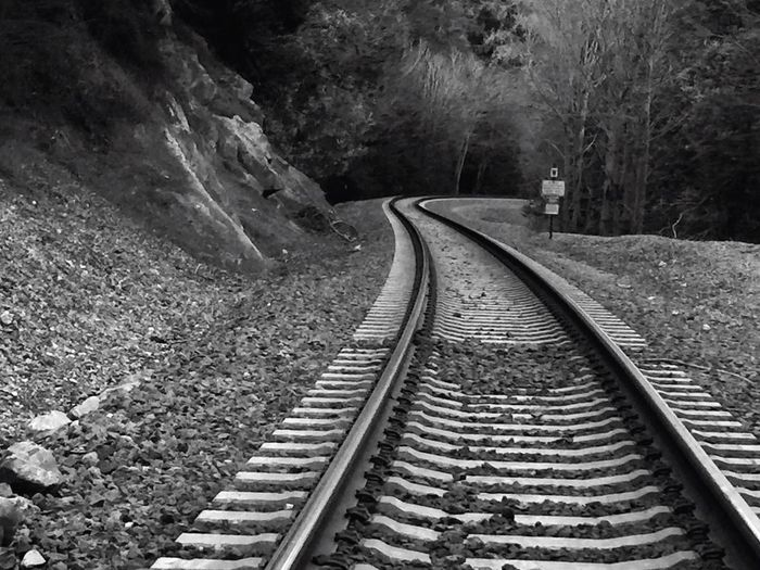 Rail Transportation The Way Forward Railroad Track Transportation Outdoors No People Purist No Edit No Filter Pure And Untouched (raw Image) Pure Photography Trailblazers_rurex Train Tracks Travelphotography Training Warmingup Women Love Photography Click Click 📷📷📷 EyeEm Eyeem Market ✨✨🌟Waiting for a ride🤔 to? Coal remnants on spines between rails. 💯 car coal trains round the bend to process.. filth. In the hills a rollin trackster about come👏 Never Ending Story🌟✨✨ The Traveler - 2018 EyeEm Awards The Traveler - 2018 EyeEm Awards