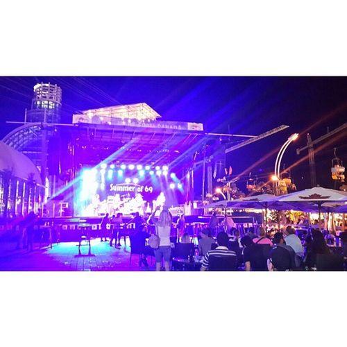 CNE2014 Concert Summer69 Band music glowbar night Agust Toronto