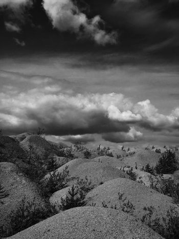 The end of the world Hill Hills Sky Sky And Clouds Cloud Clouds Outdoors Outdoor Photography Blackandwhite Black Black And White Black & White Eyeemphoto Finding New Frontiers