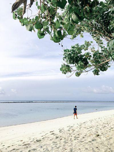 Leave me Beach