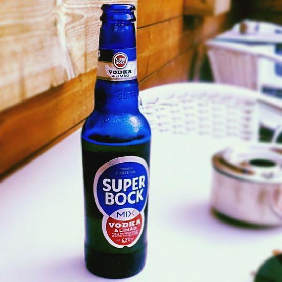 Super Bock Beer Time !!! Vodka🍹