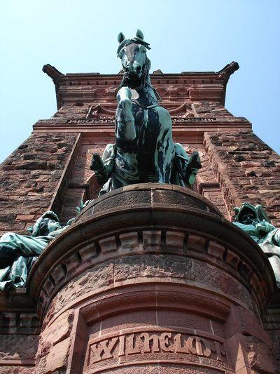 Wilhelm Germany Kyffhäuser Denkmal