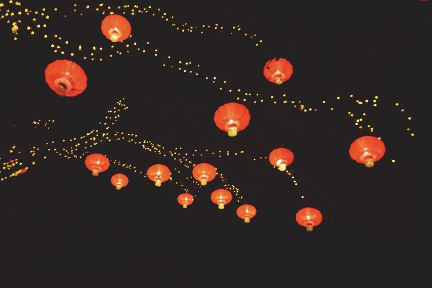 lanterns for anniversary of school founding