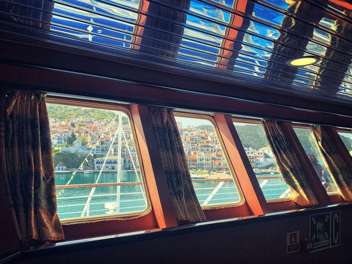 Skopelos Window