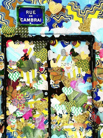 street color Color Of The Street Colors View Of Paris Dans La Rue Rue De Paris Streetview Multi Colored Backgrounds Full Frame Textured  Pattern Close-up Graffiti ArtWork Street Art Paint Art