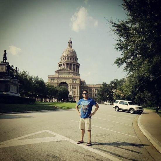 Ernuel Texas Capitolio 2014 Coleccionandomomentos