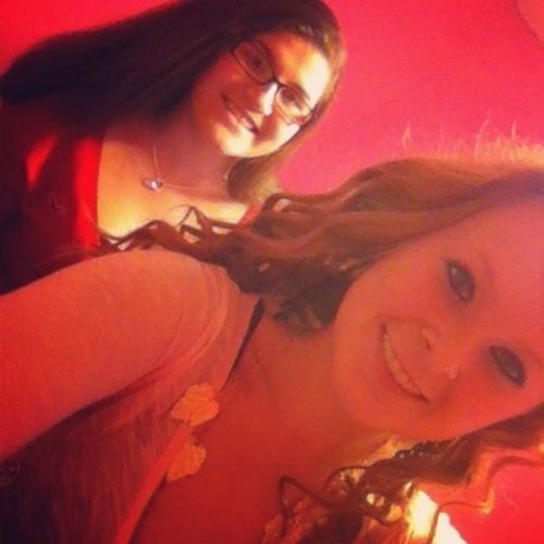 Party time with the best friend (: