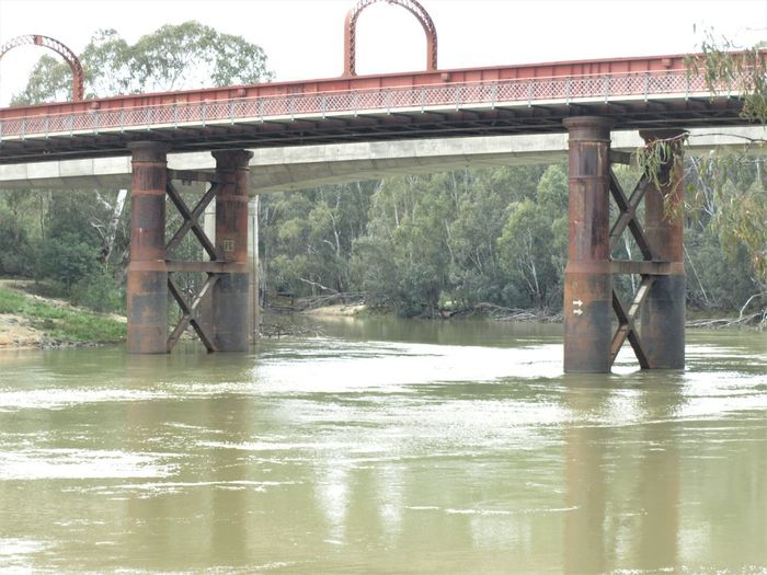 Echuca Bridge