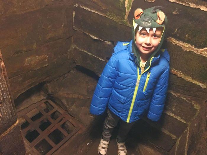 Gaol Warwick Castle