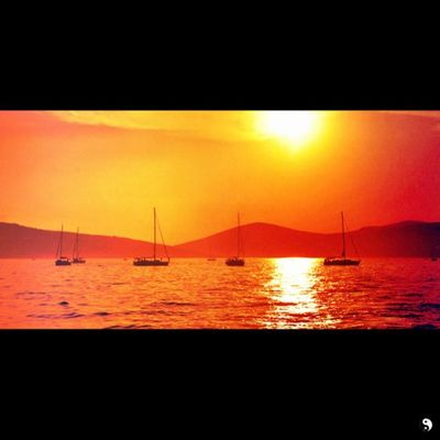 Sunset Summer Croatia Sequbu