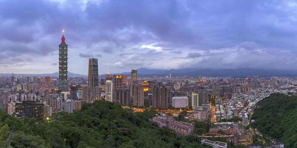 Panorama Taipei