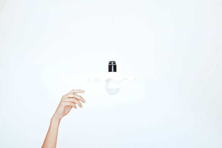 Vscogood Vscocam Minimalist Minimal FujiX100T Fuji X100t VSCO Cam VSCO Light Vintage Style Minimalism White White Background White Color Hand Abstract Lightbulb Minimalobsession Minimalistic BYOPaper!
