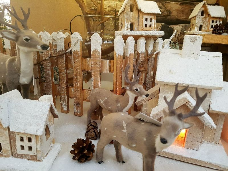 The Culture Of The Holidays Cold Temperature Snow Winter Season  Built Structure White Color Santa Claus Sauerland Chtistmas Season Lennestadt Oktober 2016 Culture Memories Collection Candle Indoors  The Culture Of The Holiday