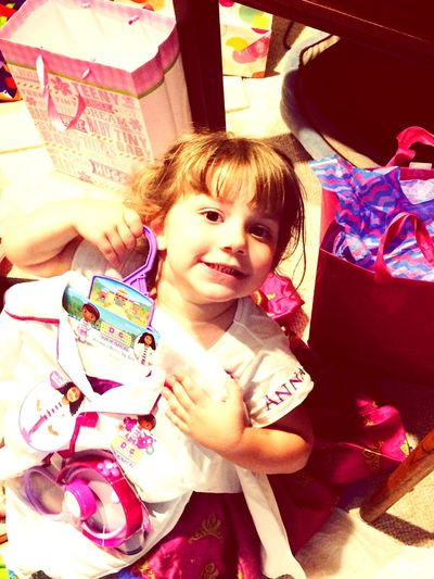 Birthday Party Docmcstuffins Childhood Girls Innocence Toddler  Love