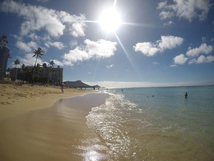 Hawaii Sky