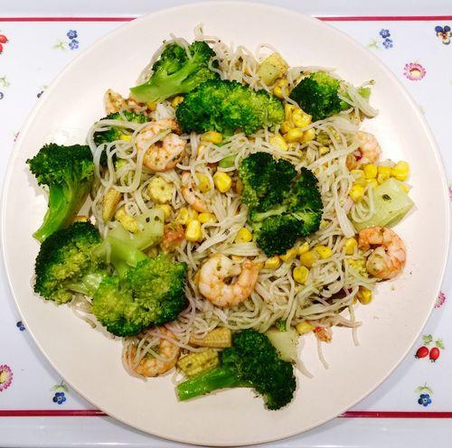 Dinner Gluten Free Noodles Clean Eating