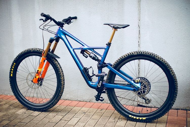 2018 Specialized S-Work Enduro Magura S-Works Specialized Enduromtb MTB 2018 Specialized S-Work Enduro Bicycle Transportation Land Vehicle Mode Of Transportation Stationary Wall - Building Feature No People First Eyeem Photo