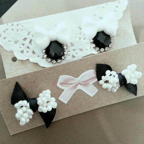 Beautiful earrings♥