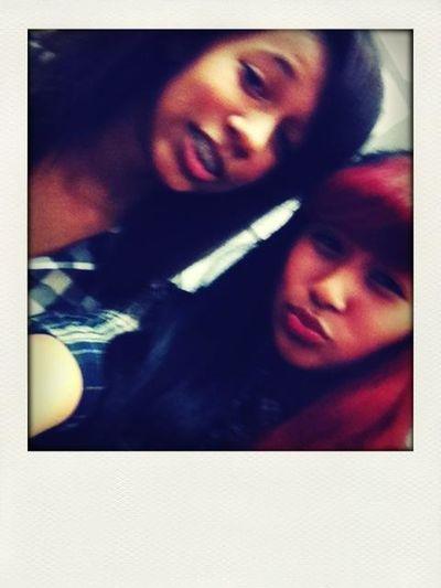With Melanye