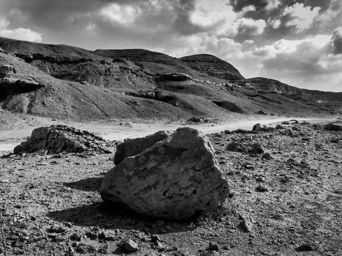 Dusty Desert