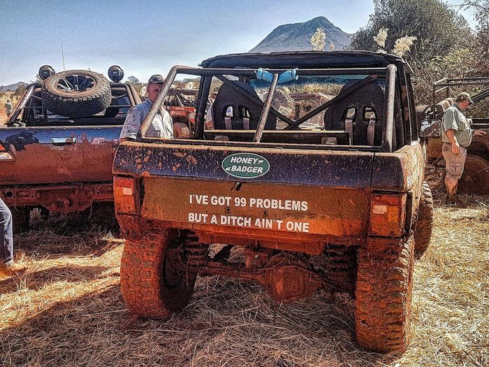 Cars CarShow Mode Of Transport Outdoors Sky Day No People Nature 4x4 Mud Dirt Dirt Road Text Transportation First Eyeem Photo