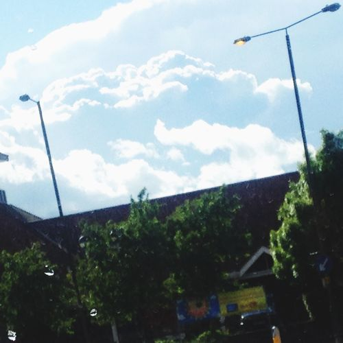 Someone's created a cloud Kingdom ☁️☁️