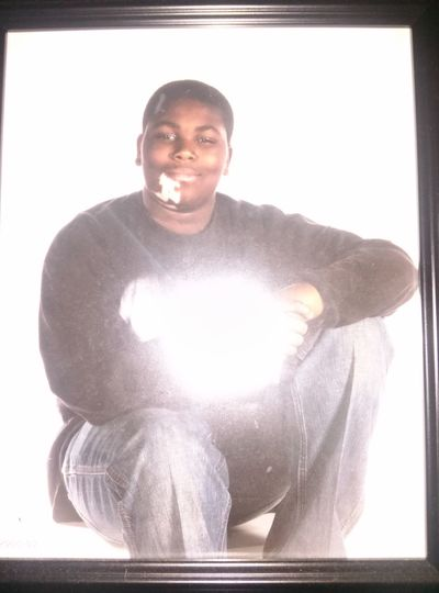#ThrowBackThursday Just me as a youngin when i aint have nun