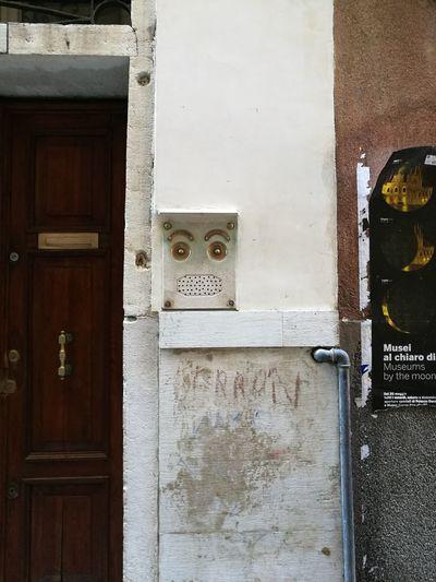 Nostalgia Venice, Italy Walking Around Venezia Italy Summer Door Sunny Day Appartment Face Doorbells