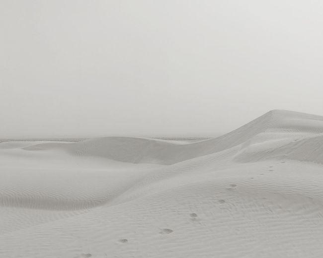 EyeEm Best Shots EyeEmNewHere EyeEm Selects Sand Dune Desert Beach Sand Fog Weather Sea Arid Climate Sky Landscape