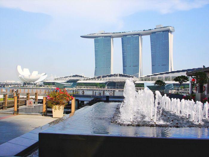 Singapore View Singapore City Singapore Marina Bay Sands Singapore Marina Bay Sands