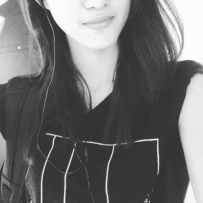 black&white Blackandwhite Blacklover Blackisbae POTD smile