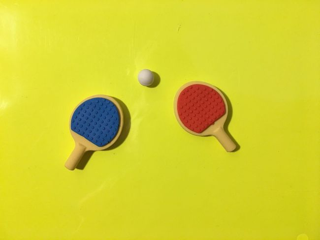 Ready for pong the ping? Yellow No People Food Close-up Getting Inspired Exceptional Photographs Eyeem Market Tabletennis Neon Pattern Pieces