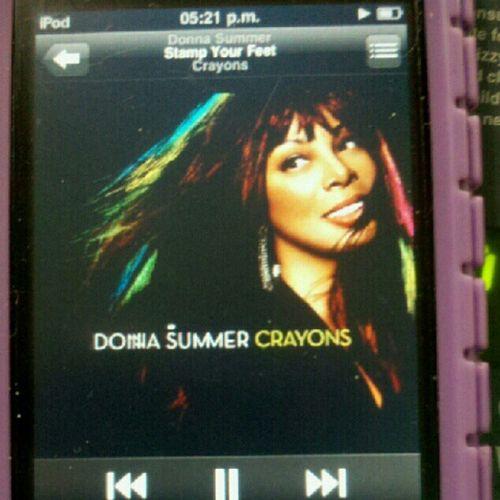 My Ipod Donnasummer