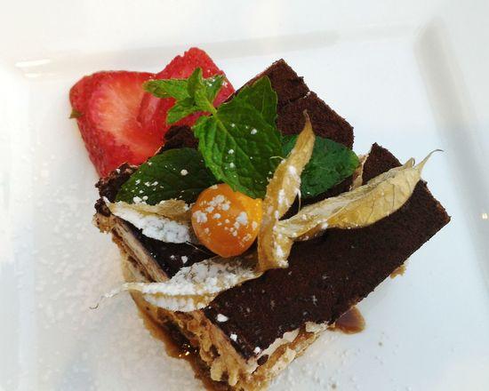 Tiramisu Cake Dessert Tiramisu Italian Dessert Delicious Food Decoration Decor Strawberry After Dinner Sweets