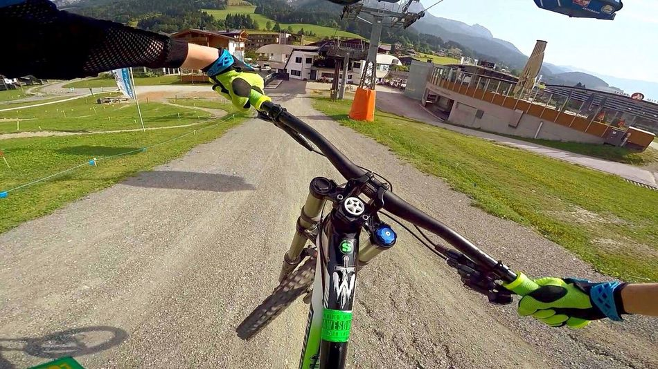 Bikepark leogang First Eyeem Photo M Mountains Freeride Downhill Downhillskateboarding Downhill/ Freeride Österreich Biken Bikepark Gopro MTB Biking Fahrräder