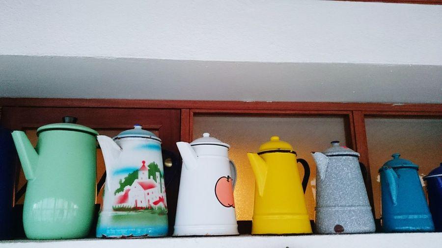 Teatime Tea Cups Chalet History Past Progess Colours Colour