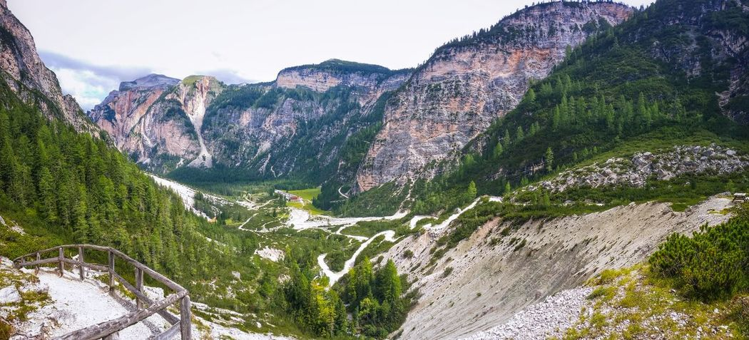 Parco Naturale Fanes-sennes-braies San Vigilio Di Marebbe Bolzano Trentino Alto Adige Italy Travel Photography Travel Voyage Traveling Mobile Photography Fine Art Photography Panoramic Views Scenic Landscapes Breathtaking Sceneries Nature Mountains Hiking Trails