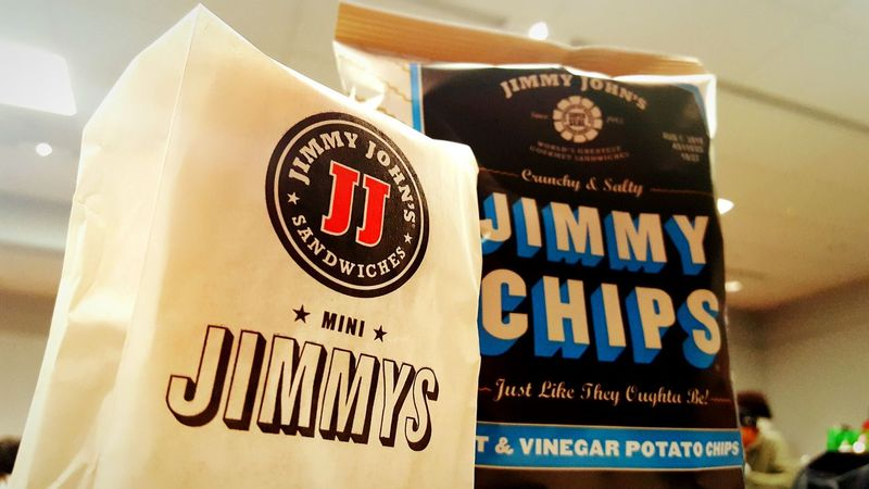 Jimmy John's Sandwiches and Chips Jimmyjohns Sandwiches Chips
