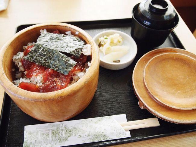 手こね寿司? Japan Sushi Yammy!!
