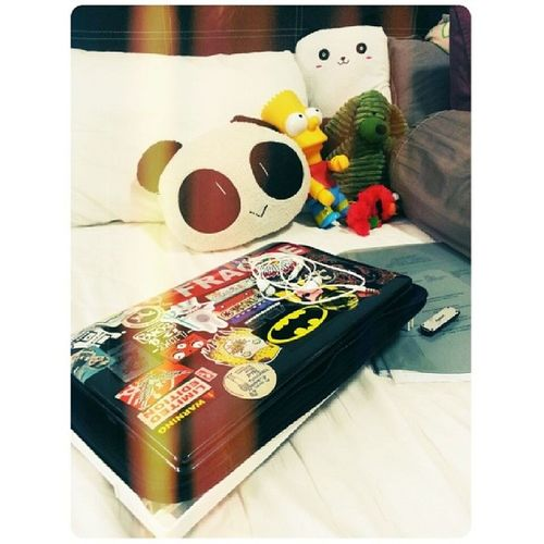 When you find the comfort just beside you everyday. Dayoff Comfort Housecleaning Panda elmo bart doggie