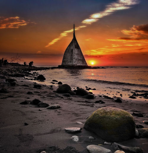 Sunset Sky Beach Seascape Layarputih Landscape Capture The Moment Amazing View Sea Travel Destinations Landscape_photography Lost In The Landscape Connected By Travel Discover Berlin EyeEmNewHere Second Acts Perspectives On Nature Rethink Things Postcode Postcards Be. Ready.