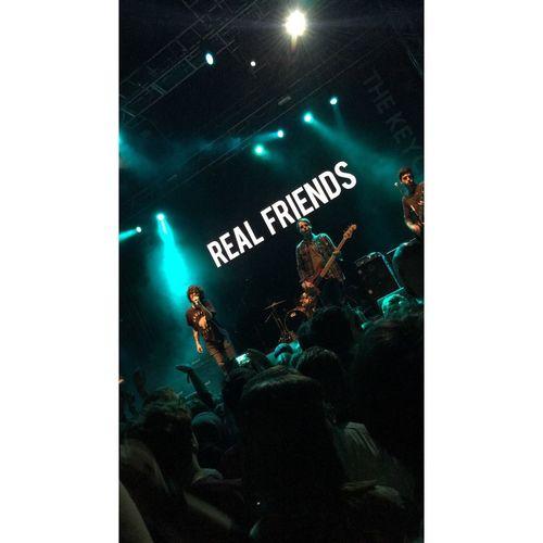 Real friends Slam dunk festival 2016 Pop Punk Festival Gig