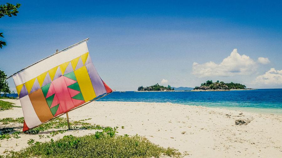Sky Beach Land