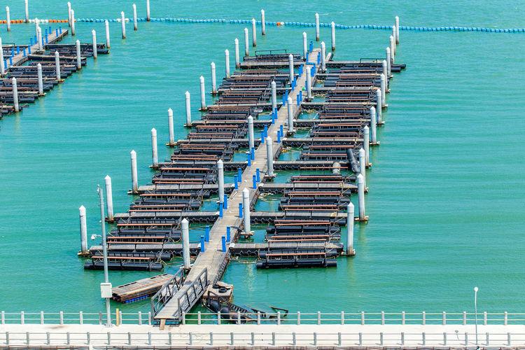 port harbor