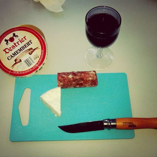 Fromage Opinel Redwine Relaxing