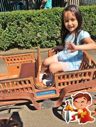 Cinderella Daughter Riding Pony Belgrade Serbia
