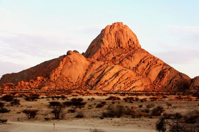 Nature Rock Formation Desert Beauty In Nature Landscape Tranquility No People Outdoors Namibia Secret Places