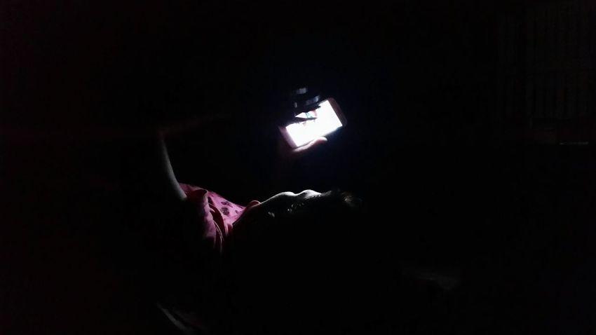 Night Vision! Internet Addiction Window Dark Holding Casual Clothing Person Darkroom Eyem Vision EyeEm Vision Everyday Life Eyevision Eyevision. EyeEm Gallery Eyemphotography Eyem Gallery Eye4photography  India