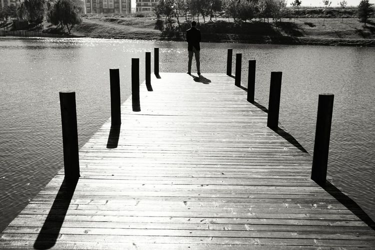 Eskişehir / Kentpark EyeEm Best Shots - Black + White Monochrome Streetphotography Reflection