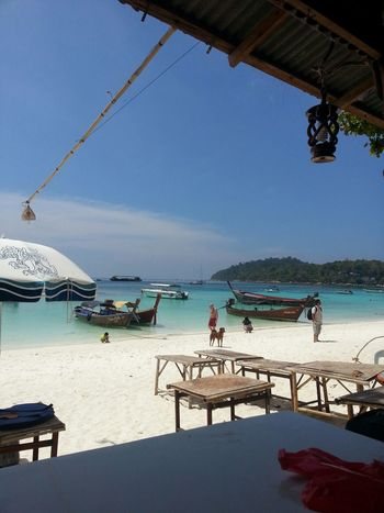sand powder Hello World Check This Out let's go Sea Sun Beach Travelling love u Thailand , love u my country